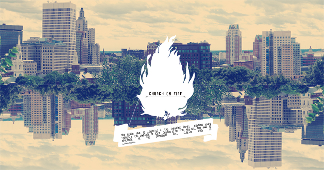 CURRENT SERIES / Church OnFire