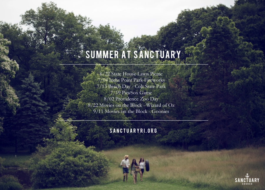 sanctuary summer