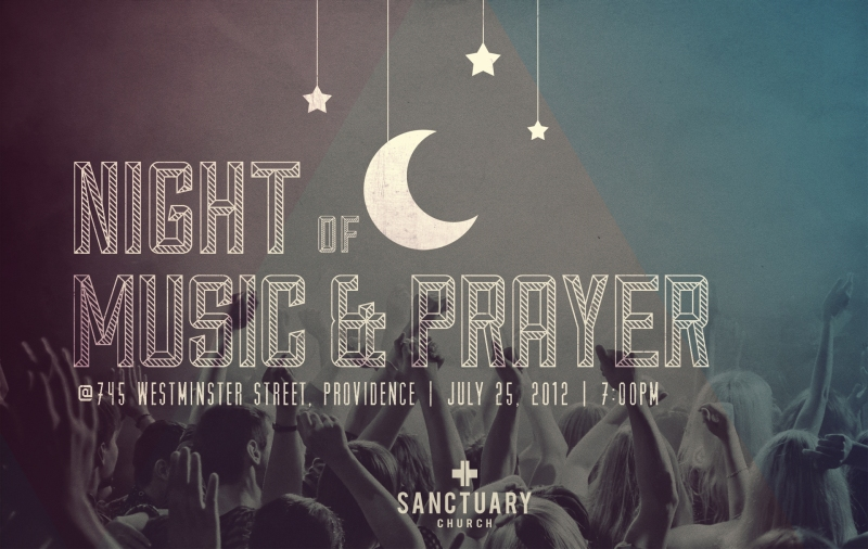 music and prayernight