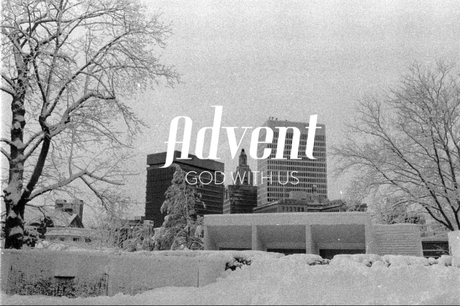 advent snow city 13