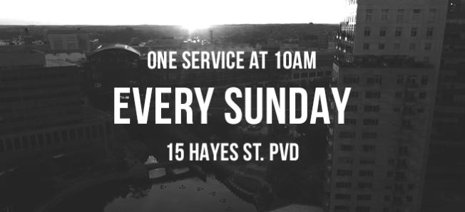 [WEB] 10AM Service