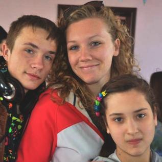 Jen Dow - Ukraine Kids