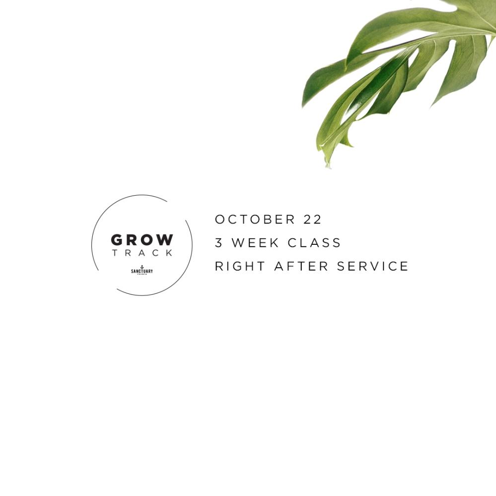 [INSTA] Grow Track October