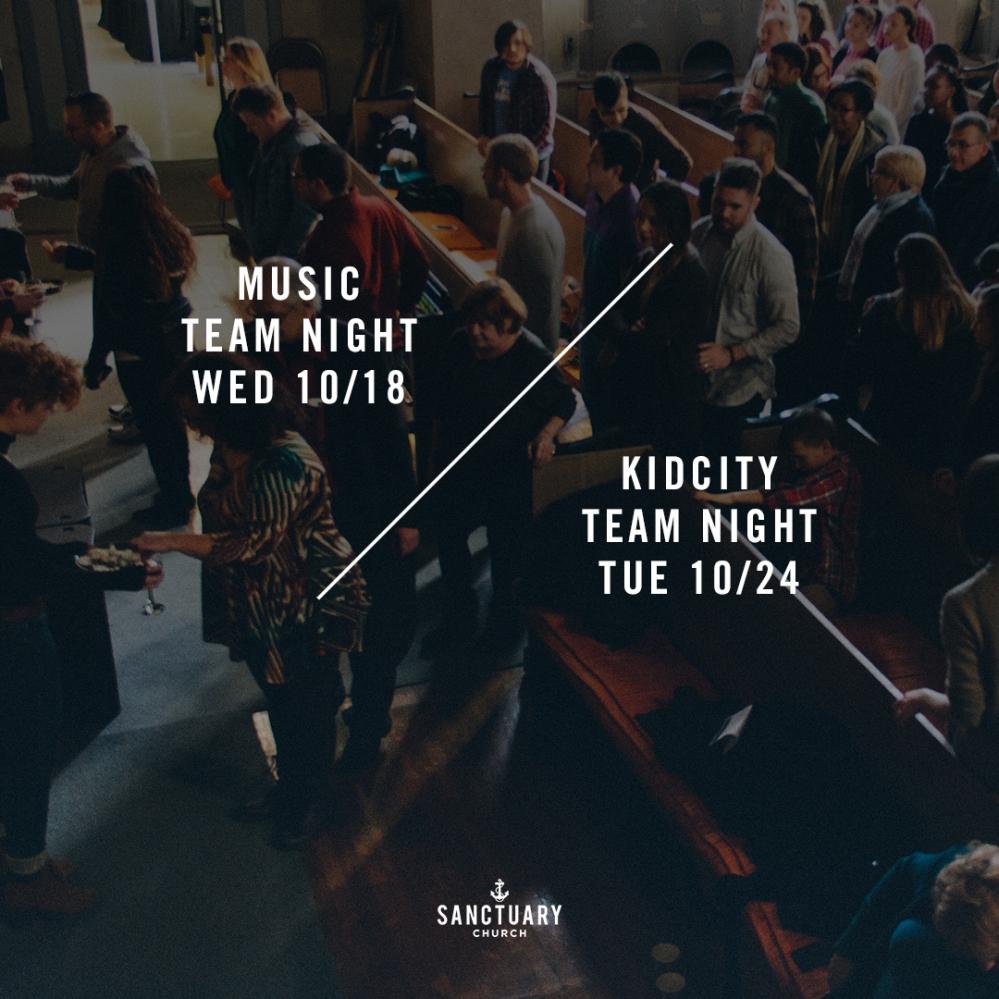 [INSTA] Team Nights